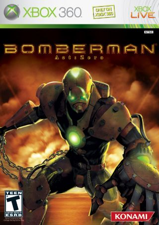 See, now Bomberman kind of looks like Master Chief or, like, Iron Man. So he'll sell better in the USA, right? Right?