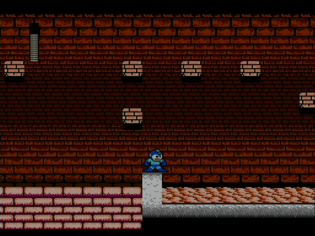 I know, Mega Man diehards. This segment isn't that tough for you. I don't find it particularly hard either! But it's still a great example because most people DO find it killer.