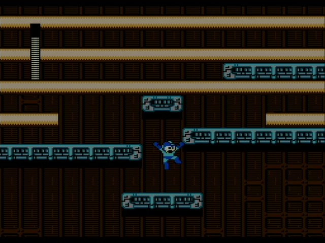 Learn 'em once and they'll never get you again. ...well, at least not until a certain Mega Man X game. Blasted wall-clinging!